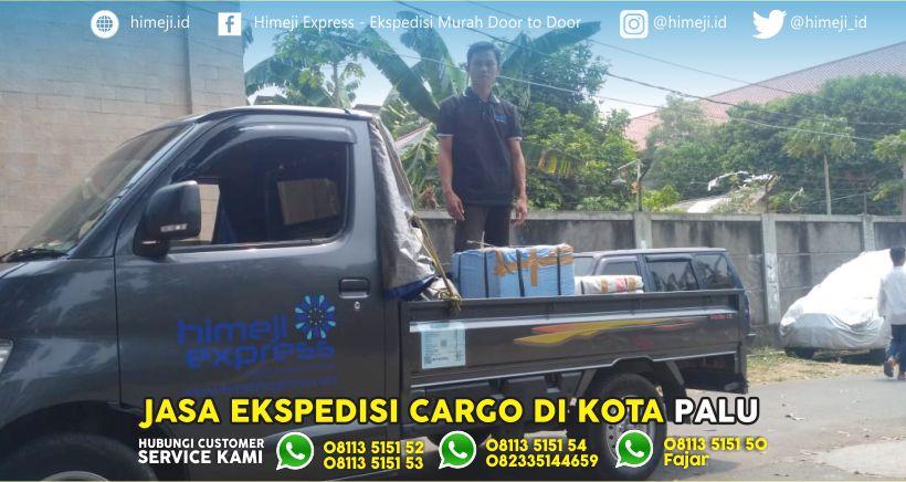 Ekspedisi Cargo di Palu